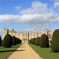 Two Gardens & Two Stately Homes
