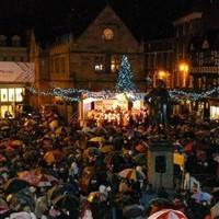 Edinburgh & Glasgow Christmas Markets