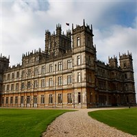 Hampshire Highlights & Downton Abbey