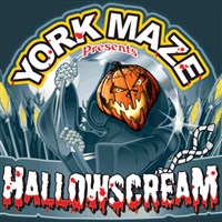 Hallowscream at York Maze