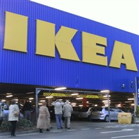 Birstall Retail Park Ikea and White Rose Shopping