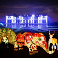 Longleat Festival of Light & Bath Christmas Market