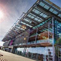 National Glass Museum in Sunderland and a tour