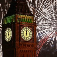 New Year Celebrations in Lancashire