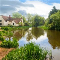 From Saffron Walden to Suffolk's Constable Country