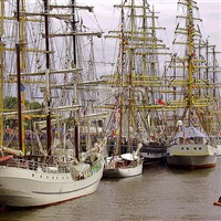 Tall ships Liverpool