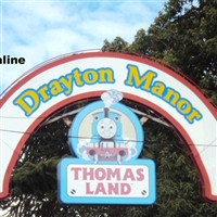 Drayton Manor Theme Park - Thomas Land