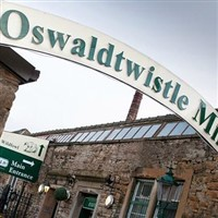 Bury Market and Oswaldtwistle Mills