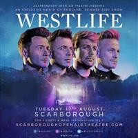 Westlife 2022 - Scarborough Open Air Theatre