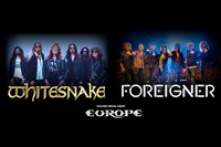 Whitesnake and Foreigner