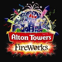 Alton Towers Fireworks