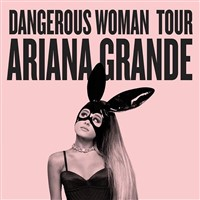 Ariana Grande Ticket & Travel