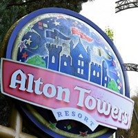 Alton Towers and Drayton Manor Theme Park