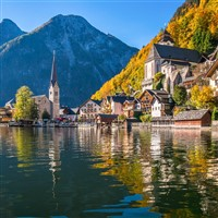 Austrian Lakes and Peaks of Perfection