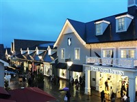 Christmas Shopping in Oxford & Bicester