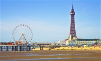 New Year Celebratiions in Blackpool