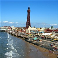 Blackpool, Chester and The Illuminations