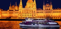 Along the Blue Danube to Budapest River Cruise
