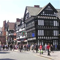 Chester, Liverpool & Bury Market