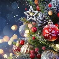 Santa Express at Dunstar by Candlelight