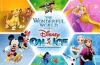 Disney on Ice - The Wonderful World Tour