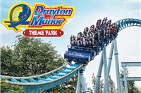 Drayton Manor Theme Park and Cadburys World