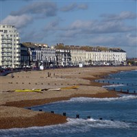 Eastbourne & Brighton