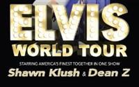 Shawn Klush Elvis World Tour