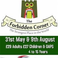 Forbidden Corner