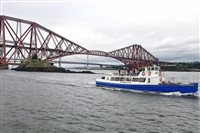 Firth of Forth Steam and Cruise