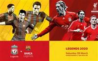 Liverpool Legends V Barca Legends