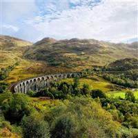 Romantic highlands railways