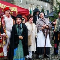 Grassington Dickensian Christmas Market & Beamish