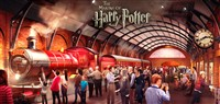 Harry Potter and London