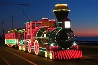 Blackpool illuminations Day Trip