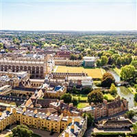 Huntingdon, Cambridge and Cromwell Country