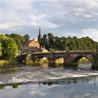 Waterways of Cheshire