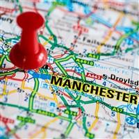 Manchester & Liverpool Christmas Shopper
