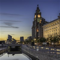 Fish and Chips, Cruise & Liverpool