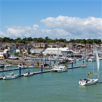 Escorted Idyllic Isle of Wight