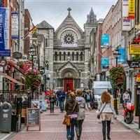 Springtime in Dublin