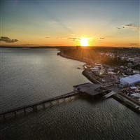 Southend on Sea and The World's Longest Pier