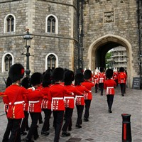 Royal Windsor & Kew Gardens