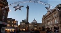 Metro Centre and Newcastle Festive Shopper