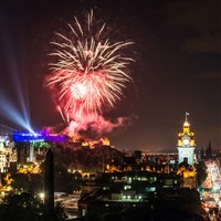 Edinburgh Tattoo Getaway
