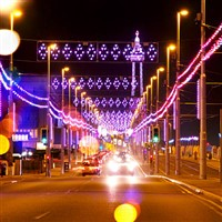 Blackpool Illuminations & the Lakes