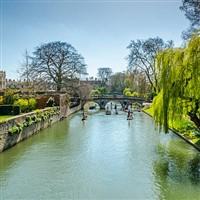 Cambridge & Bletchley Park