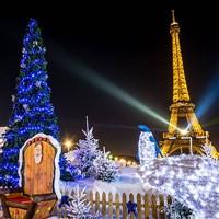 Paris Weekend Christmas Markets