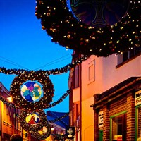 Durham and Christmas at Beamish