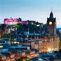 Edinburgh & the Scottish Borders